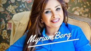 Myriam Borg Business Woman