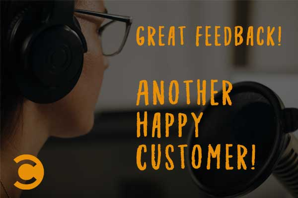 great feedback podcast